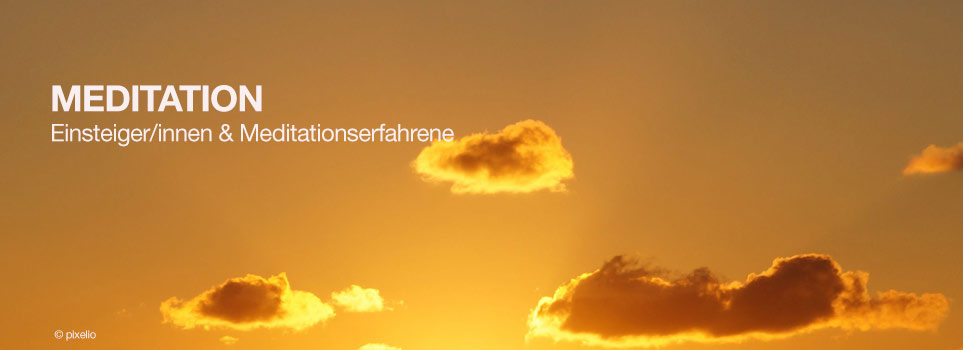 Neuer Meditationskurs ab 05.06.